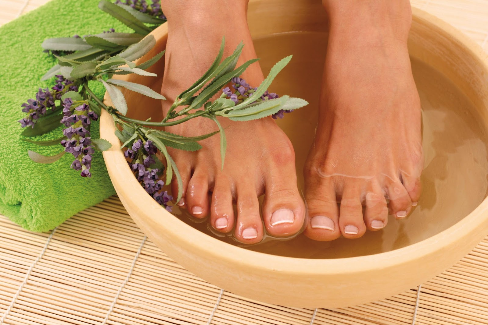 Reflexology Foot Bath